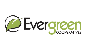 Evergreen cooperatives Logo